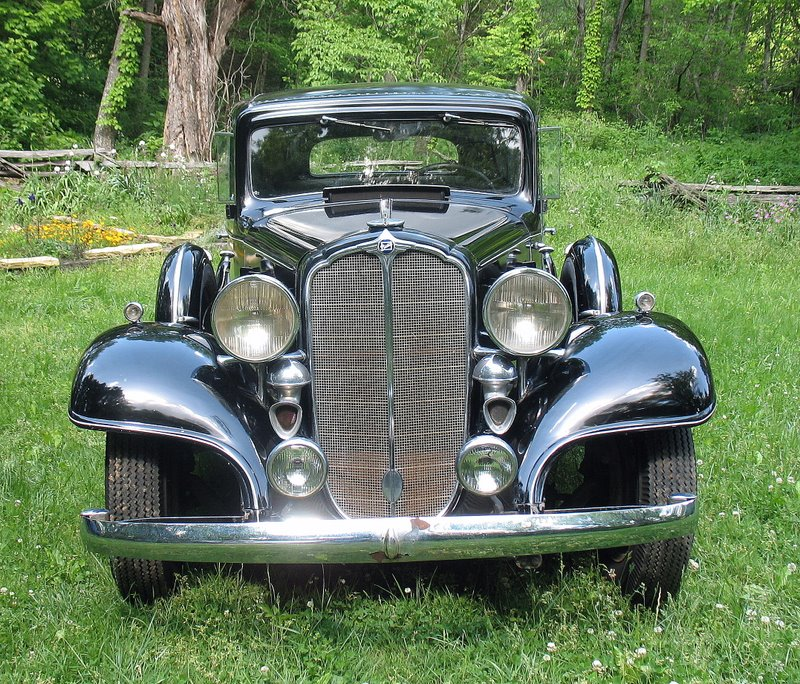1933 Buick, Model 58, Victoria Coupe for sale